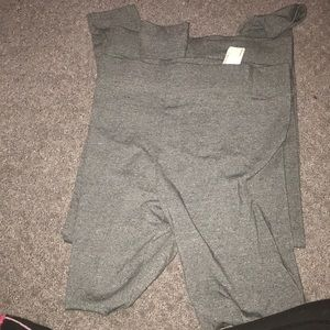 Two pairs of forever 21 pants